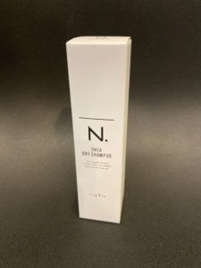 N. shea dry shampoo